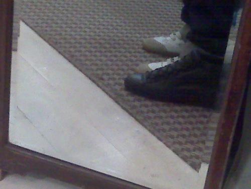 Balenciaga Leather sneaker