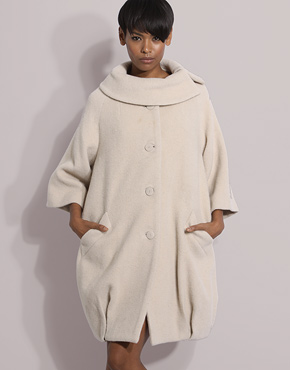 cocoon Princess coat
