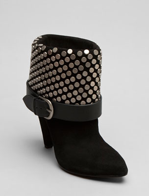 RoseGold ankle boot